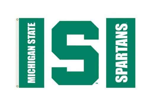 Michigan State Spartans NCAA 3'x5′ Flag