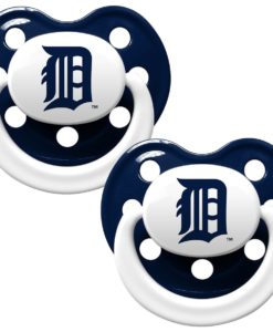 Detroit Tigers Navy Pacifier 2 Pack