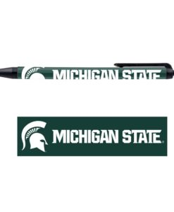 Michigan State Spartans 5 Pack Click Pens