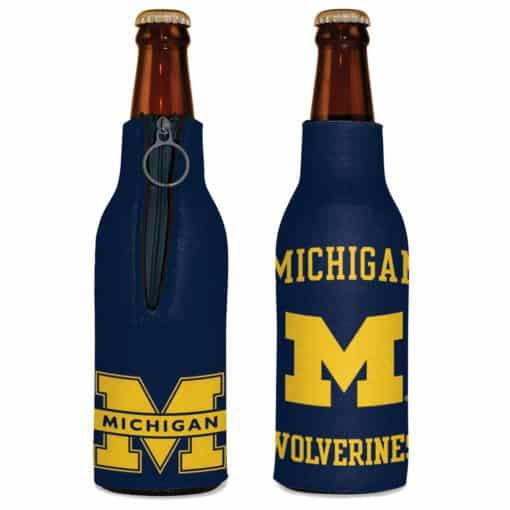Michigan Wolverines NCAA Bottle Suit Holder