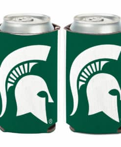 Michigan State Spartans Can Cooler Holder
