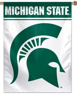 Michigan State Spartans NCAA 27″x37″ Banner / Flag