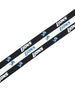 Detroit Lions NFL Elastic Headbands