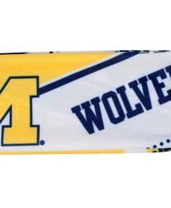 Michigan Wolverines NCAA Stretch Patterned Headband