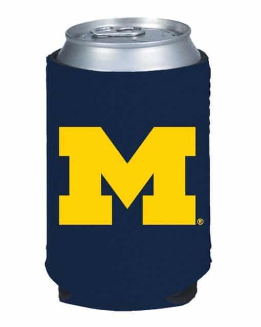 Michigan Wolverines NCAA Kolder Kaddy Can Holder