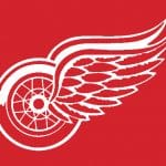 Detroit Red Wings 3'x5′ Flag Deluxe