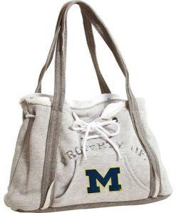 Michigan Wolverines NCAA Hoodie Purse