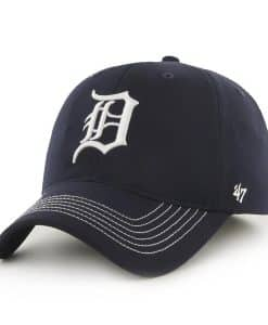 Detroit Tigers 47 Brand Closer Stretch Fit Hat