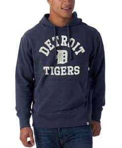 Detroit Tigers 47 Brand Midnight Hoodie