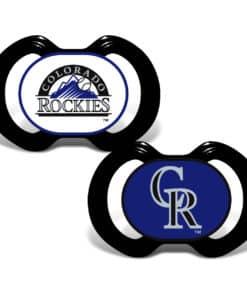 Colorado Rockies Pacifier - 2 Pack