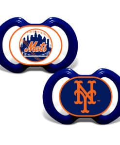 New York Mets Pacifier - 2 Pack