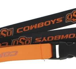 Oklahoma State Cowboys Reversible Lanyard