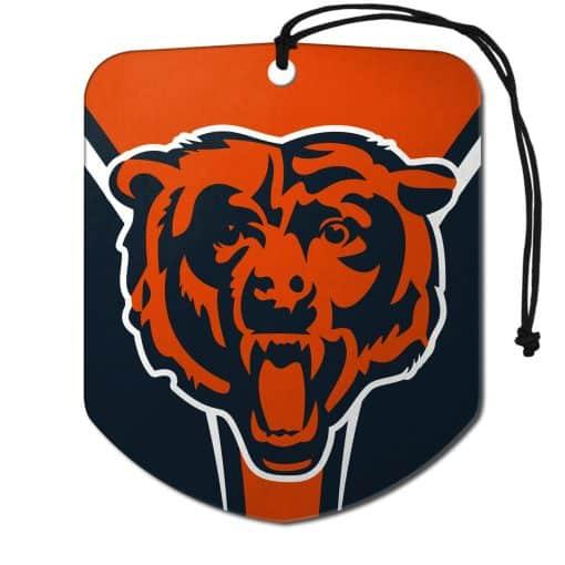 Chicago Bears 2 Pack Air Freshener