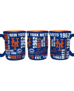 New York Mets Coffee Mug 17oz Spirit Style