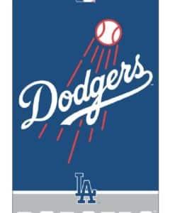 Los Angeles Dodgers Beach Towel