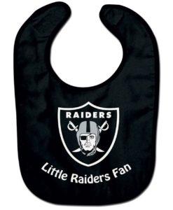 Las Vegas Raiders Baby Bib - All Pro Little Fan