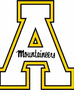 Appalachian State Mountaineers Gear