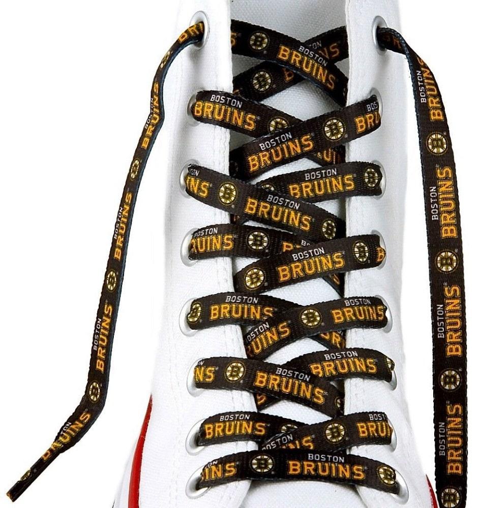 Bruins Shoe Laces