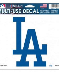 LA Dodgers 5x6 Color Ultra Decal
