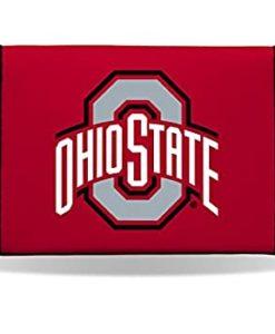 Ohio State Buckeyes Nylon Trifold Wallet