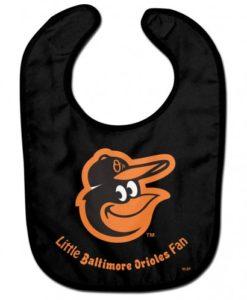 Baltimore Orioles All Pro Baby Bib