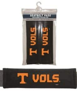 Tennessee Volunteers Velour Seat Belt Pads