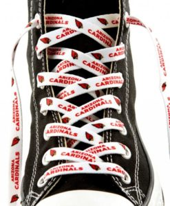 Arizona Cardinals Shoe Laces - 54""