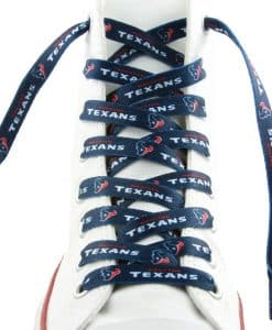 """Houston Texans Shoe Laces - 54"""""""