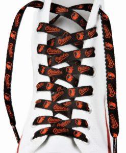 """Baltimore Orioles Shoe Laces - 54"""""""
