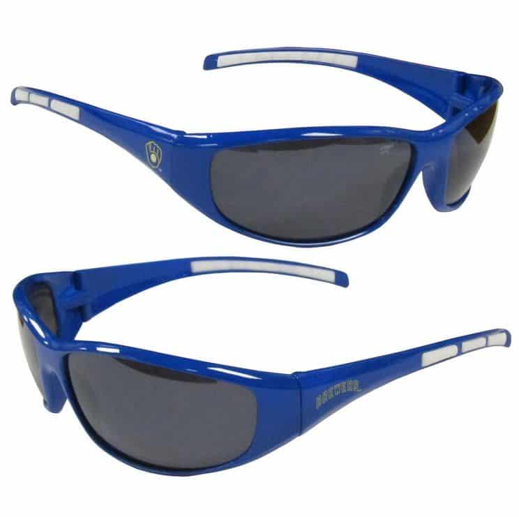 Milwaukee Brewers Sunglasses - Wrap