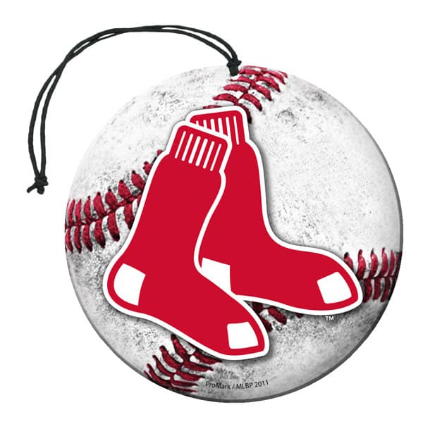 Boston Red Sox Air Freshener Set - 3 Pack