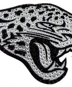 Jacksonville Jaguars Bling Auto Emblem