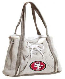 San Francisco 49ers Hoodie Purse