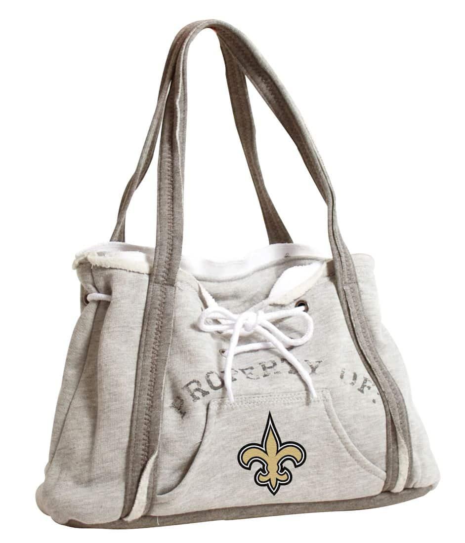 New Orleans Saints Hoodie Purse
