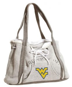 West Virginia Mountaineers Hoodie Purse