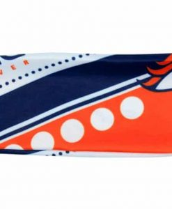 Denver Broncos Stretch Patterned Headband