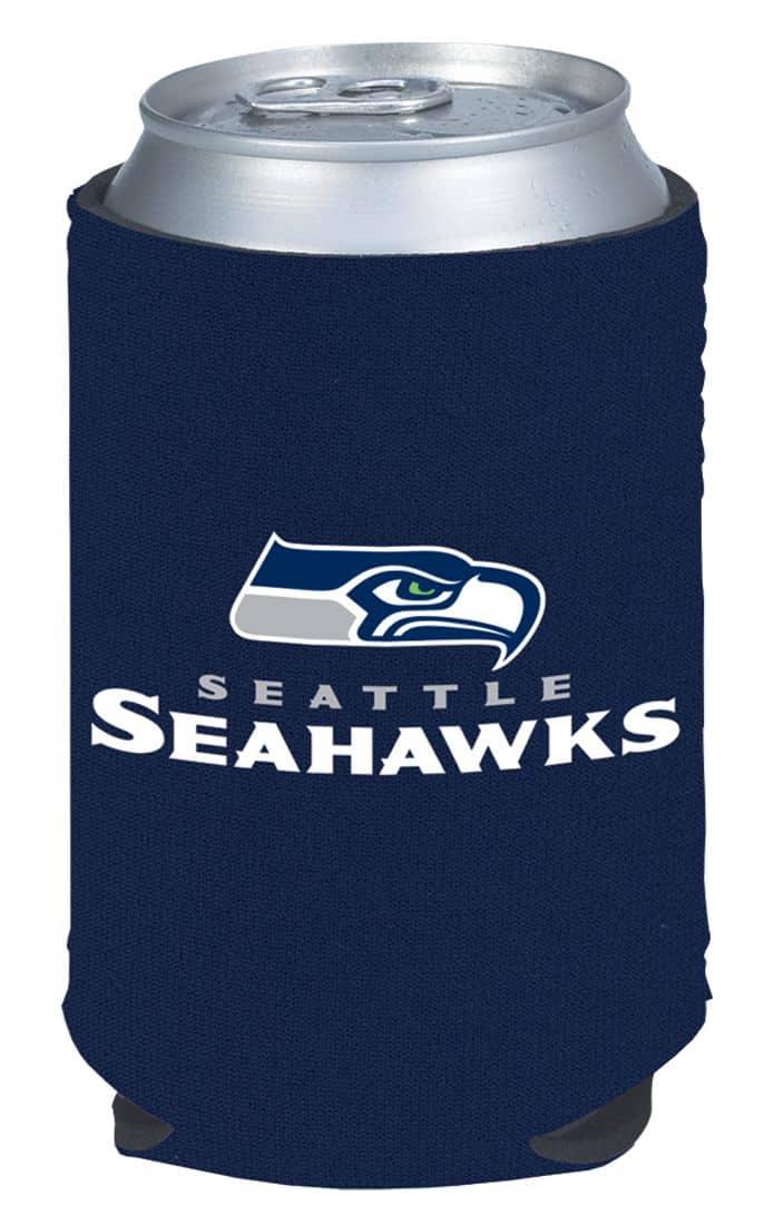 Seattle Seahawks Kolder Kaddy Can Holder - Navy