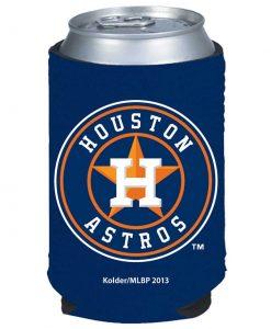 Houston Astros Navy Kolder Kaddy Can Holder