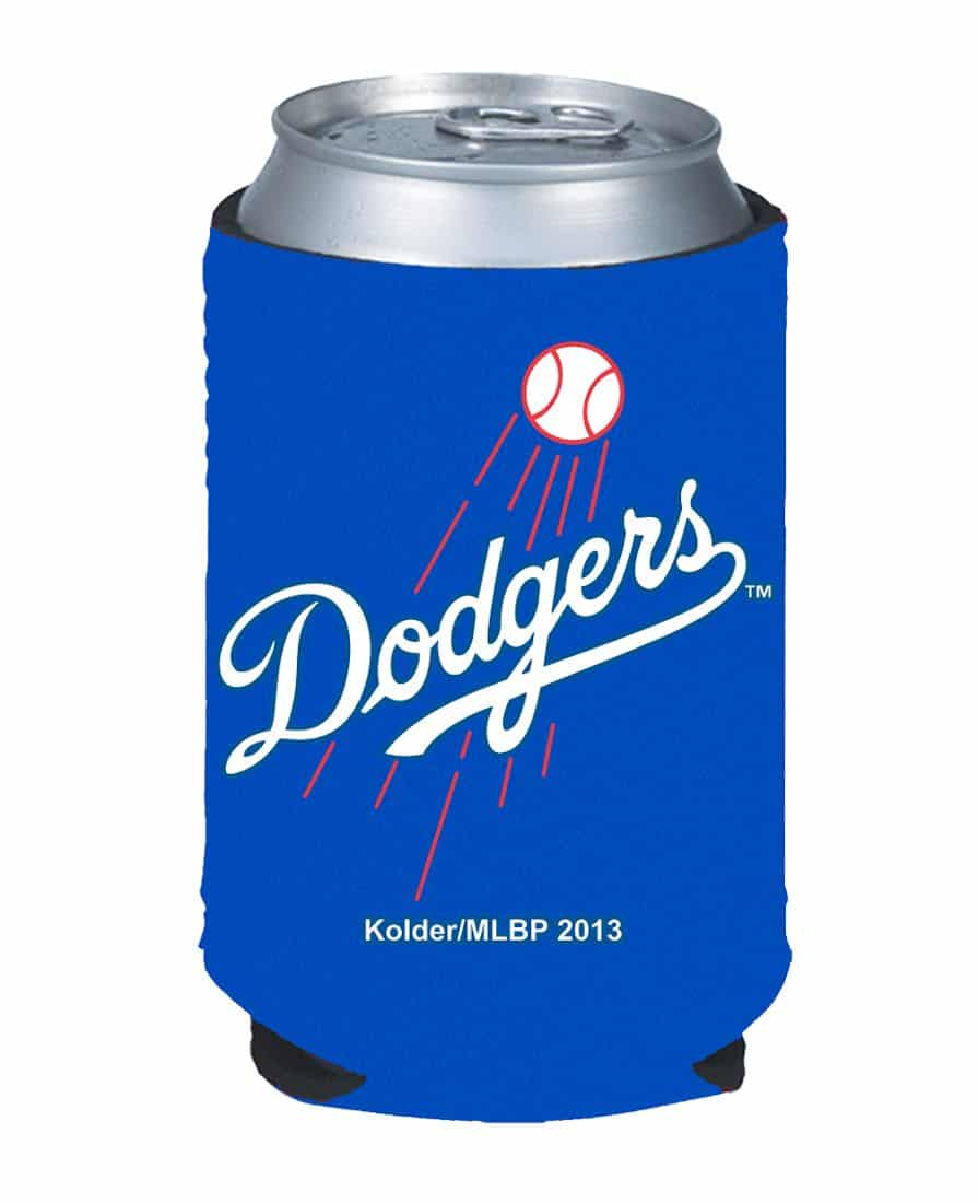 Los Angeles Dodgers Blue Kolder Kaddy Can Holder