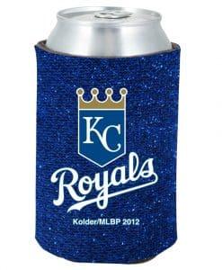 Kansas City Royals Blue Kolder Kaddy Can Holder - Glitter