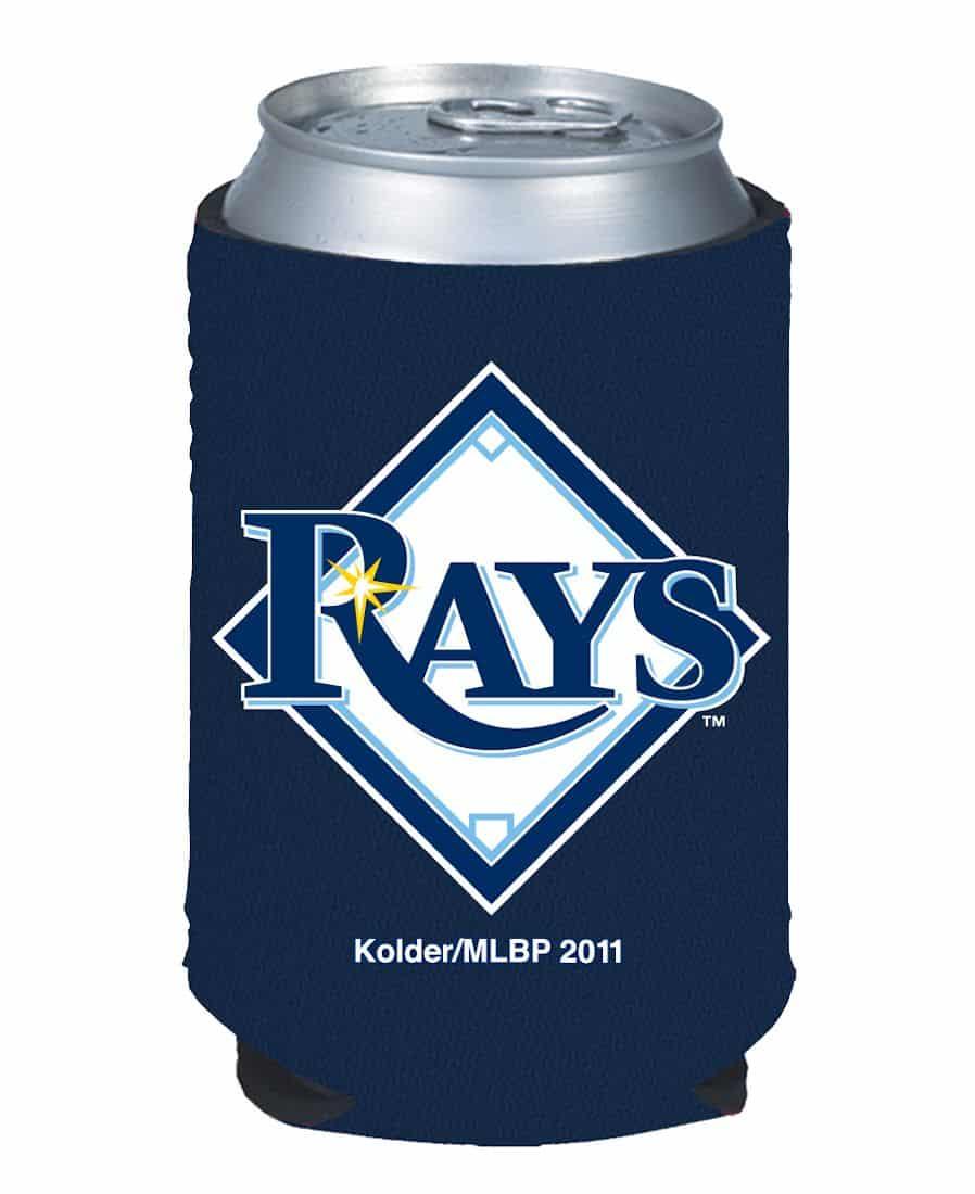 Tampa Bay Rays Navy Kolder Kaddy Can Holder