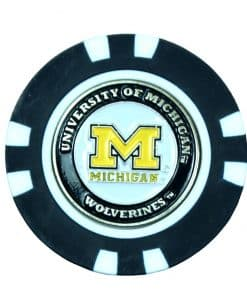 Michigan Wolverines Golf Chip with Marker