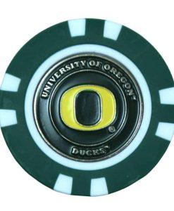 Oregon Ducks Golf Chip with Marker