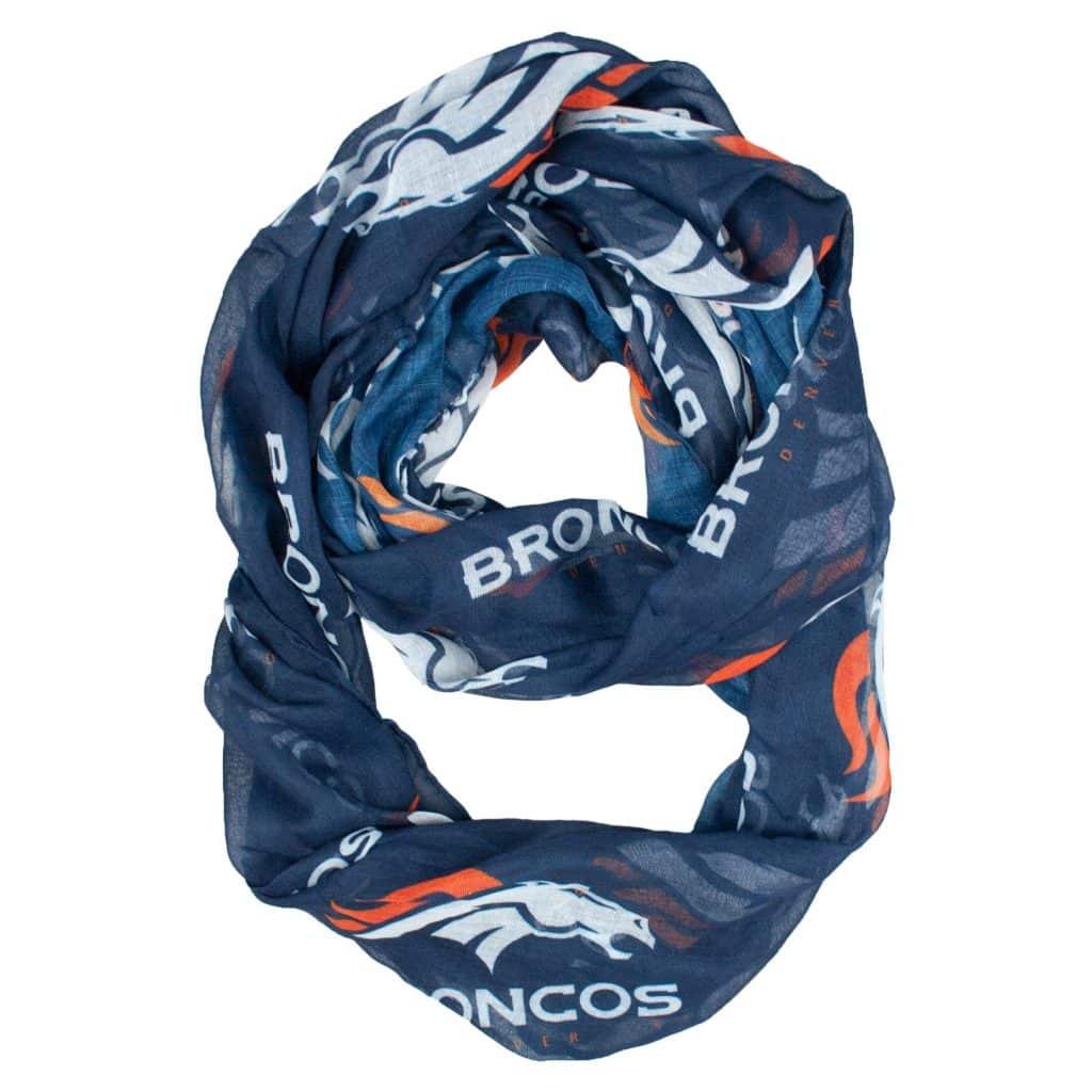 Denver Broncos Infinity Scarf - Alternate