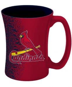 St. Louis Cardinals 14 oz Mocha Coffee Mug