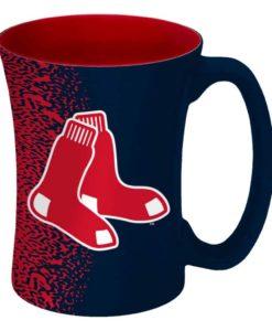 Boston Red Sox 14 oz Mocha Coffee Mug