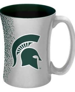Michigan State Spartans 14 oz Mocha Coffee Mug