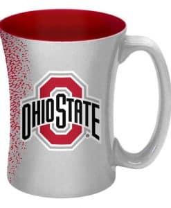 Ohio State Buckeyes 14 oz Mocha Coffee Mug