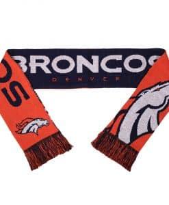 Denver Broncos Reverse Scarf