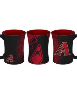 Arizona Diamondbacks 14 oz Mocha Coffee Mug